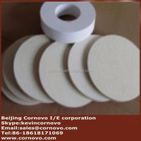 "Round type 5"" 10 inch wool polishing and buffing wheel for polishing"