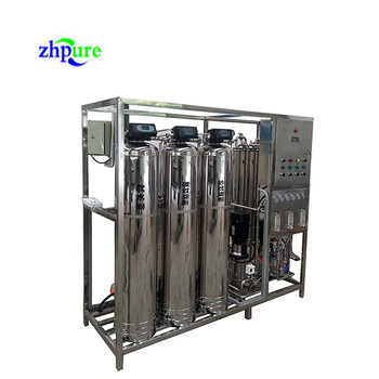 Industrial Reverse Osmosis Domestic 1000lph Water Purification