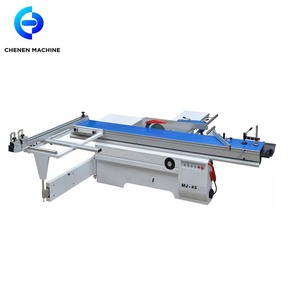 3000mm Woodworking Sliding Table Saw/panel furniture sawing machine with manual tilting saw blade