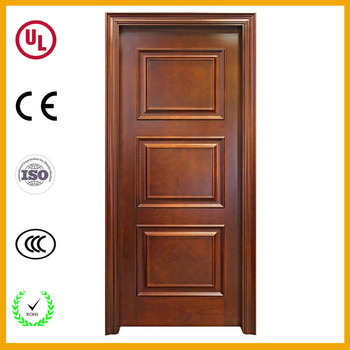 High Quality Solid Wooden Pooja Room Door Design Malaysia Price