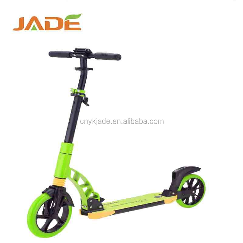 High quality PU wheel pro dirt bike scooter 2 wheel stunt scooter adult kick scooter