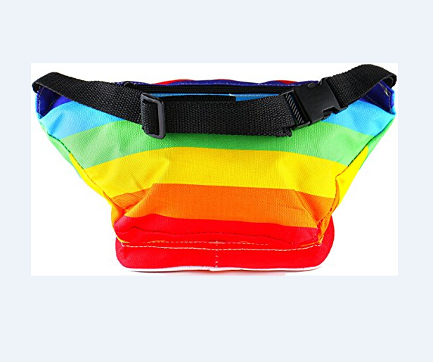 Christmas white elephant gift, and running around town Ultra-lightweight waist pack