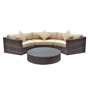 Outdoor Furniture China Recliner European Style Sleeper Sofa