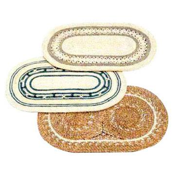 natural straw rugs rush mat rush mat suppliers and manufacturers at alibabacom