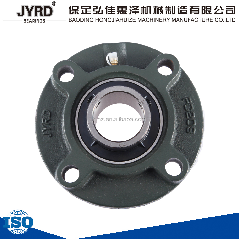 China factory direct sale deep Groove Ball Bearing Unit 6211-2RS with Pillow Block FC211
