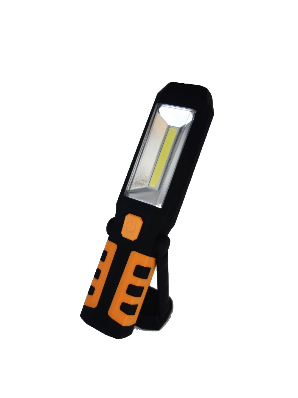 COB + LED Work Light Flexible Inspection Light Lamp Torch Magnetic Super Bright for Mechanic DIY Boating Camping Night Fishing