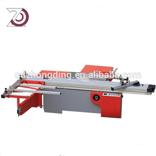 Precision Panel Saw Machine With Sliding Table Electric Angle Tilting Saw Blade Sharpening Buy Sliding Table Panel Saw Sliding Table Panel Saw