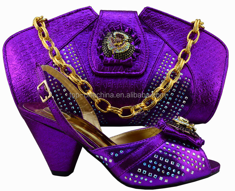 women shoes arrival and shoes TSH246 Italian New bag bags 2016 matching color set lady gold SqT0x4