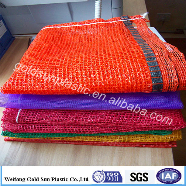 the mesh bag for garlic raschel bag onion mesh bag