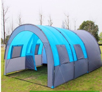 8-10 person tunnel tent 3 room outdoor family tent & 8-10 Person Tunnel Tent 3 Room Outdoor Family Tent - Buy 3 Room ...