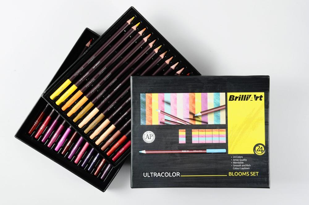 Premium/High Quality prisma color For Professional Artists,240 colors