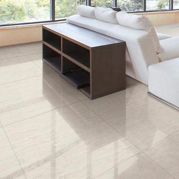 Beige Weiß Farbe Große Skala Travertin Bodenbelag Fliesen 1200x600mm ...