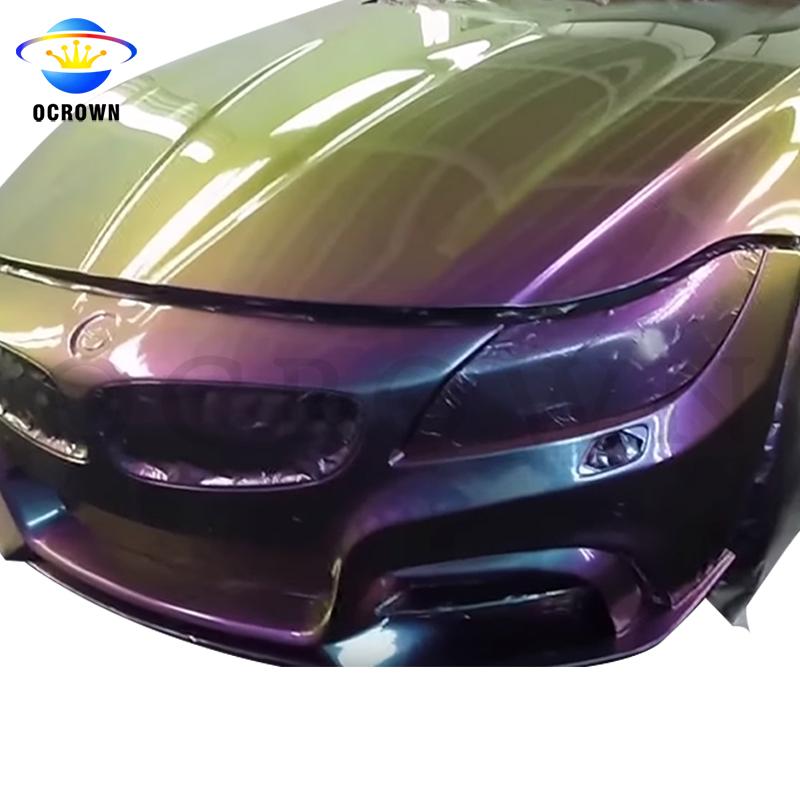 Automotive Paint Colors >> Color Shift Automotive Chameleon Car Paint Colors Pigment Pearl Mica Powder Buy Color Shift Powder Chameleon Car Paint Chameleon Mica Powder Product