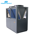 Low Noise Hitachi Compressor R410A EVI Heat Pump For Europe Countries