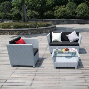 All Weather plastic rattan woven furniture outdoor