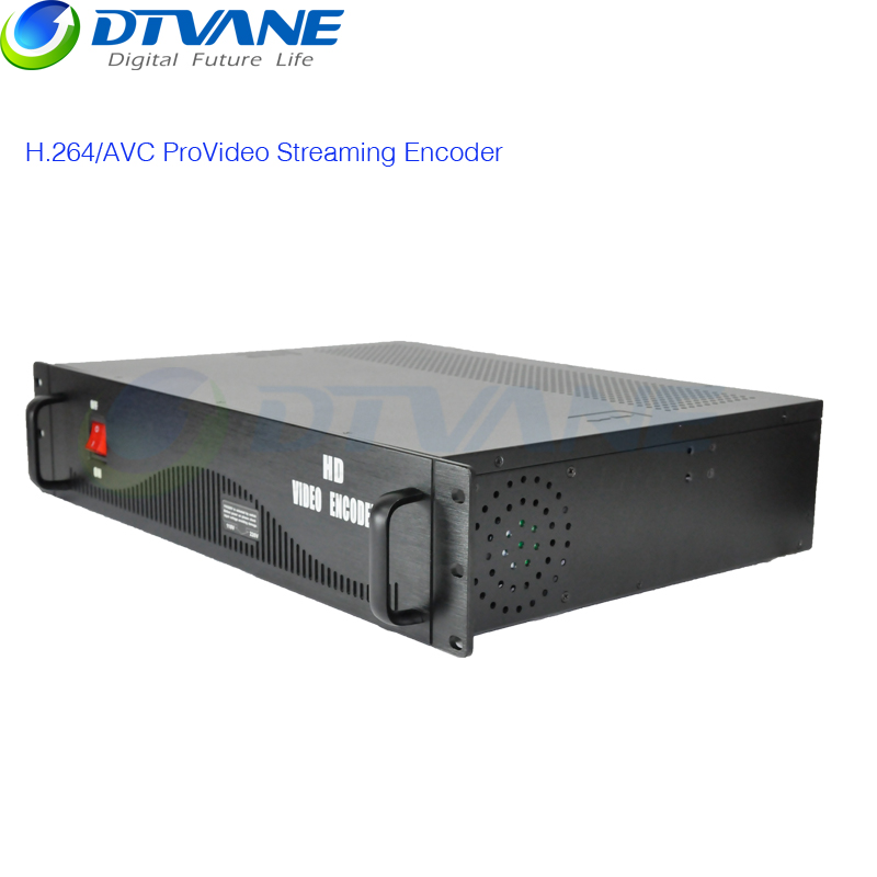 Ustream, Livestream, YouTube Live H264 IPTV Server HD Video 1080 to IP H.264 IPTV Encoder for Android Wowza Server , FMS