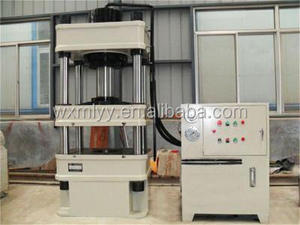 MEILI ISO/CE JEasy to use hydraulic press machine 100 ton extrusion of rubber and resin at fair prices ,Taiwanese made