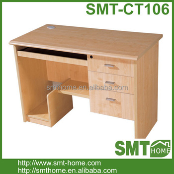 MDF Portable Computer Desk Folding Table U0026 Study Table