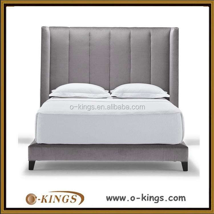 tela tapizada hotel juego de cama para la venta