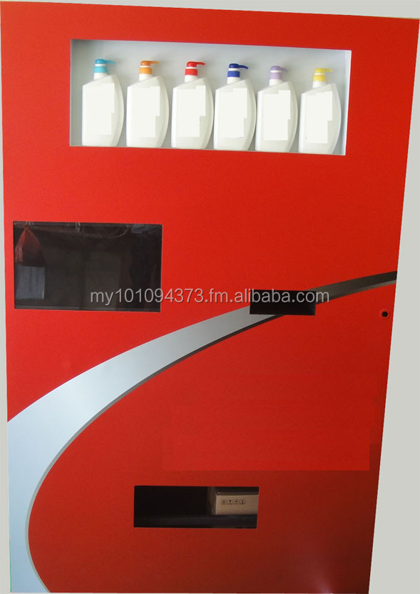 Multipurpose Touch Screen Vending Machine