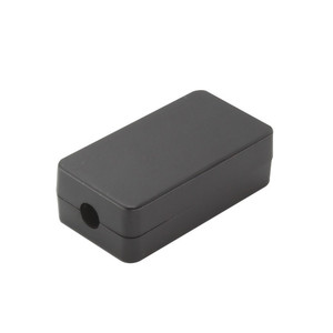 small usb enclosure plastic waterproof case black junction box