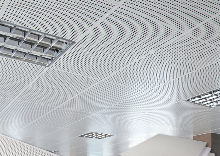 Ceiling Tiles Metal Acoustic Panel