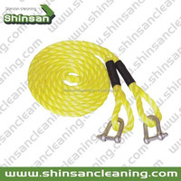 Heavy duty car tow rope/elastic tow rope/tow strap