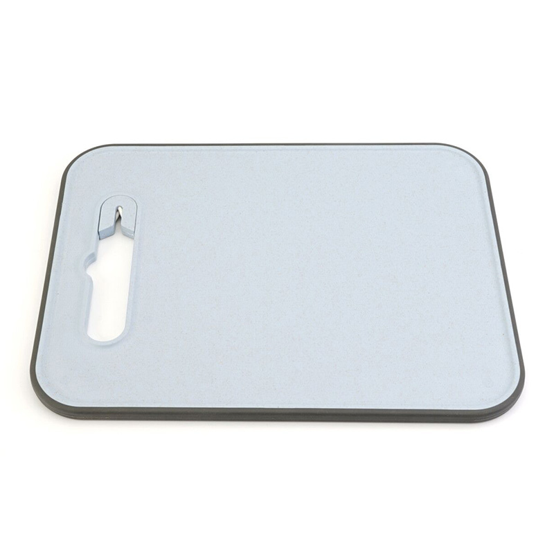 Multifunctional Plastic Chopping Board with Sharpener and Garlic Grating Function on Handle Cutting Board
