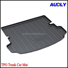 TPO Tailored Trunk Mat Liner Fit for ACURA MDX 2011