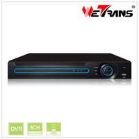 CCTV DVR Recorder 8CH Support 4MP 1080P 720P 5 in 1 IP HDTVI HDCVI AHD DVR