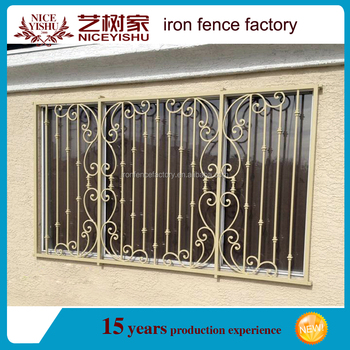 New Design Window Grills/iron Window Grill Design