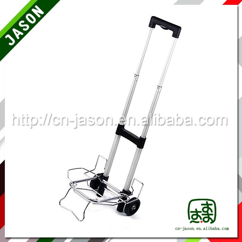 Factory directly selling ueful foldable trolley luggage