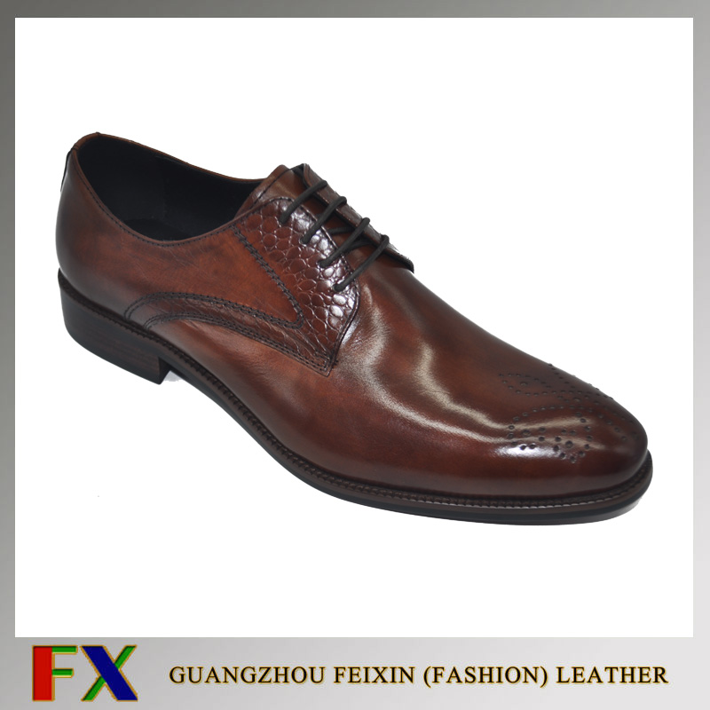 Top selling products top brand germany men genuine leather dress shoes placed on alibaba