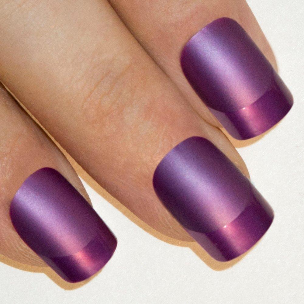 Cheap Purple Nails Ideas, find Purple Nails Ideas deals on line at ...
