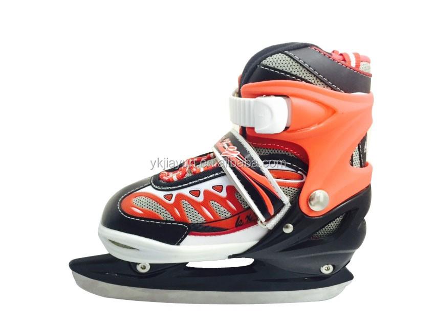 Hot Jual Ice Hockey Skates Mode Racing Ice Skate - Buy Ice Hockey ... 5ab9aa28cf