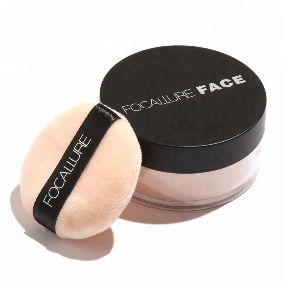 FOCALLURE My Alibaba Good Selling Organic Makeup For Loose Face Powder China Suppliers