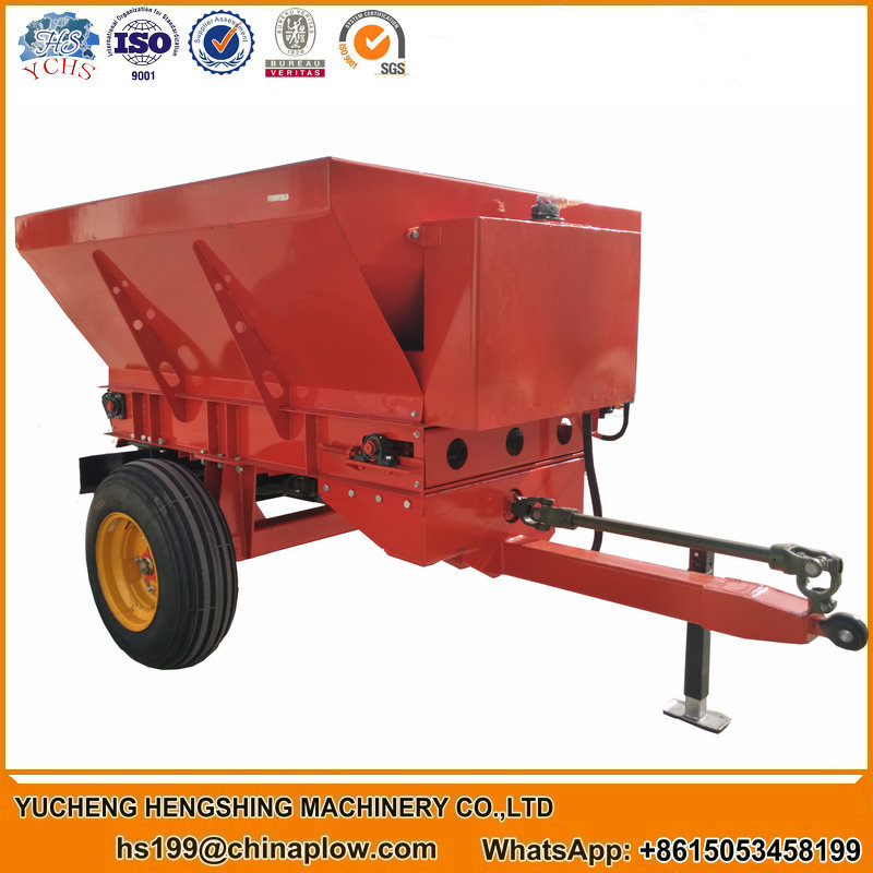 Other Agriculture Farming Muck Spreader Tractor Trailer Dung Products Hot Sale