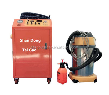 Self service car wash car washer portable with 25L water tank steam car wash machine with cheap price