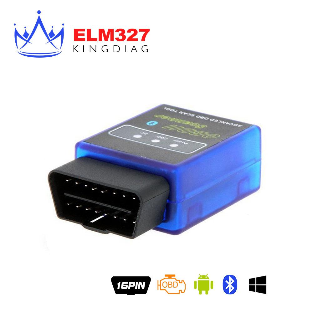 2015 latest version super mini elm327 bluetooth obd2 scanner elm 327 bluetooth smart car. Black Bedroom Furniture Sets. Home Design Ideas