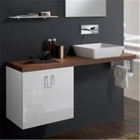 Multifunctional triple sink bathroom vanity with great price