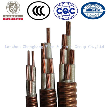 Magnesium Chloride Mineral Insulated Stainless Cable And