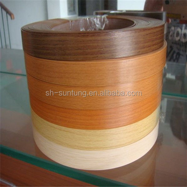 China flexible plastic countertop edging strip/edgebanding trimmer