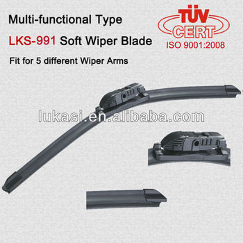 Wiper Motor Car Wash Wiper Blades Can Fitting 5 Different