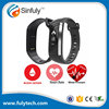 2017 Best Smart Bracelet Band M2 Heart Rate Sleep Monitor Pedometer Blood Pressure Blood Oxygen Health