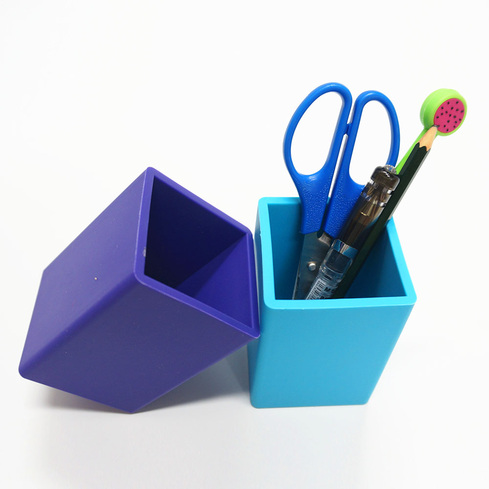 Wholesale Fashion Multifunction Lightweight Silicone Pen Holder for Office