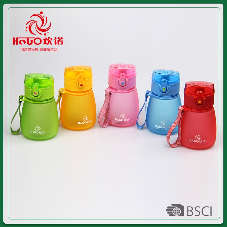Custom High Quality Plastic Drinking Water Bottle