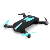 2018 latest kids toys JY018 RC Mini pocket Drone with HD camera Wifi FPV 2.4GHz 4CH 6-axis Altitude Hold airselfie drone