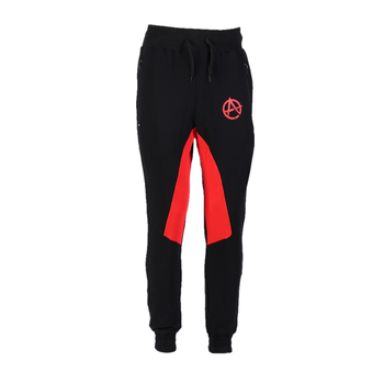 FREE SHIPPING New Style Custom Cotton Track Pants With Zipper Pockets Wholesale Blank Jogger Pants