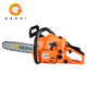 Superior outsider look gas chain saw CS3800 for portable wood cutting machine