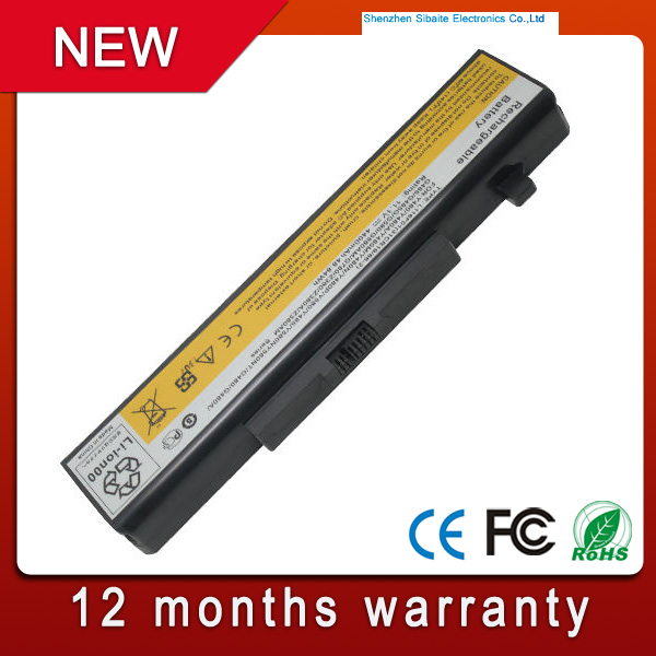 laptop battery low price for Lenovo IdeaPad Y480P Y485 Y580N G480A G580 Z380 V380 V480 V580